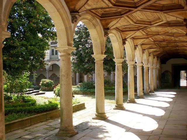 Informações do Mosteiro de Tibães em Braga