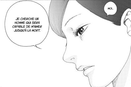 Snow Illusion: Yuki trouvera t-elle un homme prêt à l'aimer jusqu'à la mort