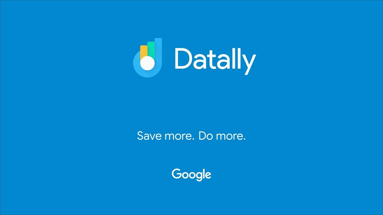 Google introduced Datally: A new mobile data-saving app for Android users