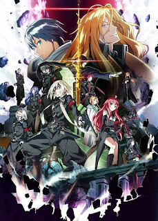 """Anime: El 1 de julio se estrenarán 6 capitulos de """"Dies Irae"""""""