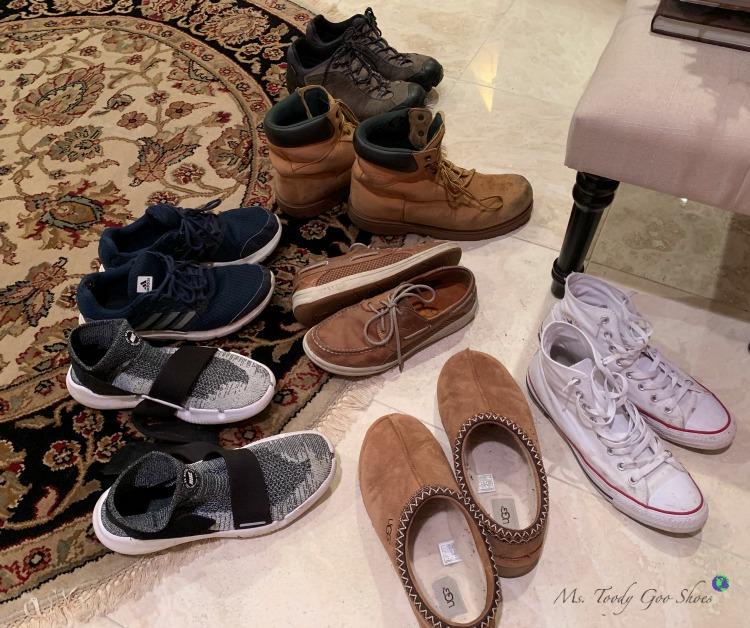 January 2019 Photo Diary 2019 | Ms. Toody Goo Shoes
