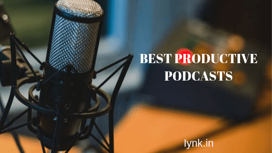 Best productive podcasts that you can listen for free.