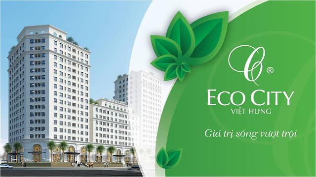 Mở bán chung cư Eco City Long Biên
