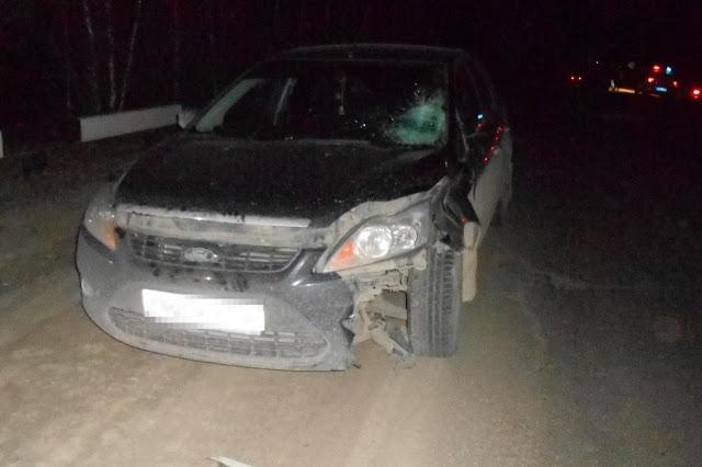 В Башкирии вновь насмерть сбили пешехода