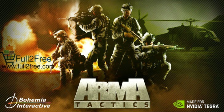 Android Game : Arma Tactics