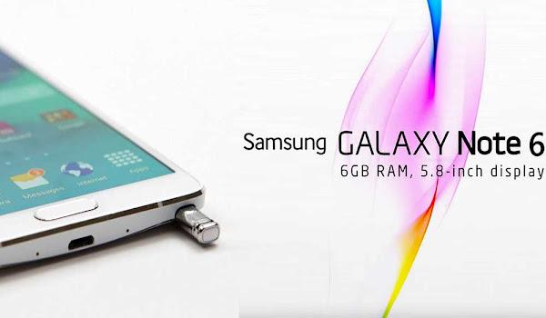 Galaxy Note 6 ve Galaxy Note 6 Edge Özellikleri Belli Oldu