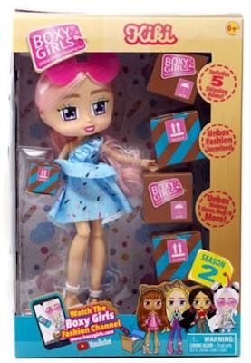 Кукла Boxy Girls серия 2