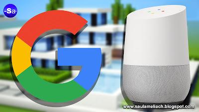 saul ameliach - google y la domotica