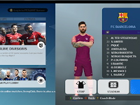PES 2017 New Graphic Like PES 2019 dari Eslam