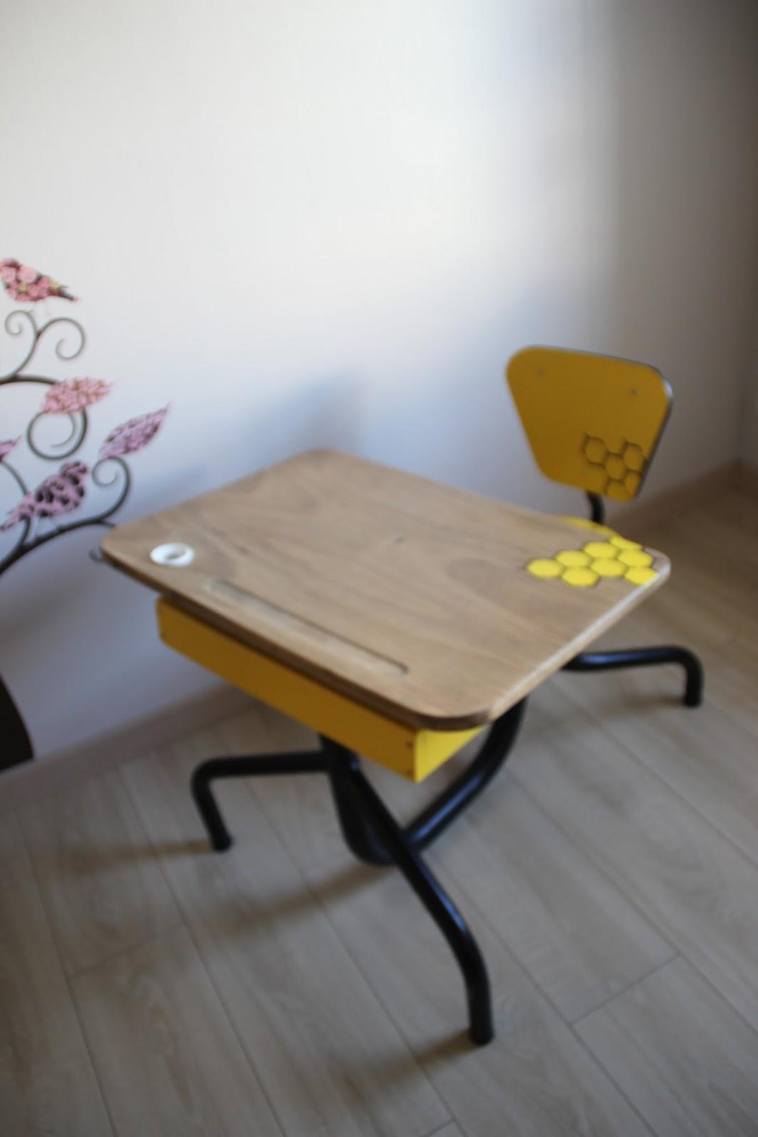 Repeindre Un Bureau D Écolier aureliberty: autres bricolages