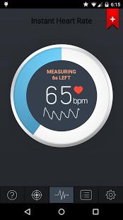 Instant Heart Rate 5.36.2819 Aplikasi Deteksi Detak Jantung Android