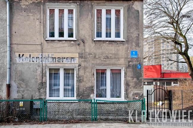 Gdańsk: poniemiecki sklep z artykułami kolonialnymi