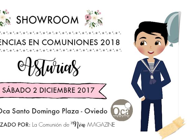 ¡NOS VEMOS EN TENDENCIAS EN COMUNIONES 2018 ASTURIAS!