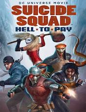 pelicula Suicide Squad (2018)