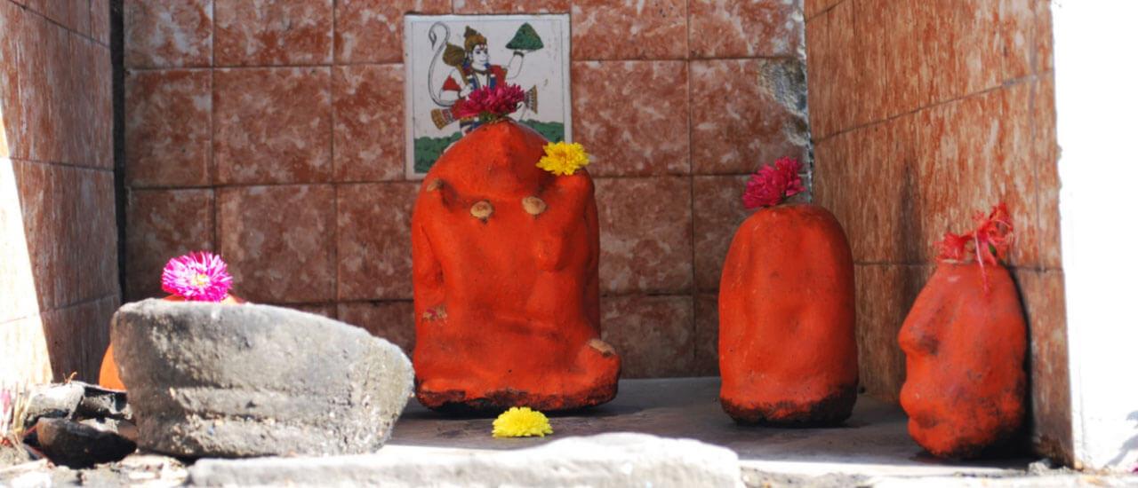 ईश्वराला हार आणि - मराठी कविता | Ishwarala Har Ani - Marathi Kavita