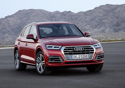 New Audi Q5 image