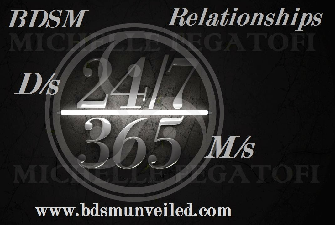 BDSM Unveiled - 24/7 relationships
