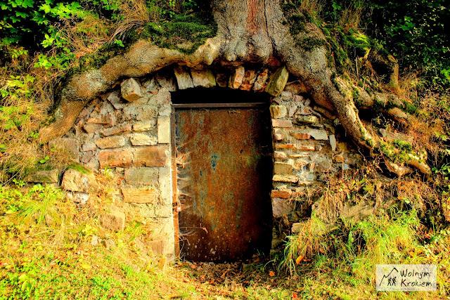 wejście do sztolni Wielisława