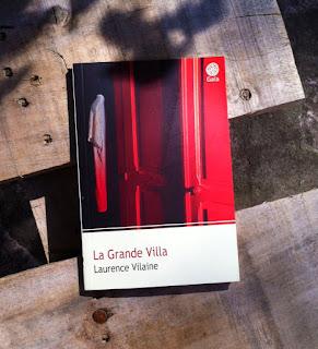 La Grande Villa de Laurence Vilaine, paru aux éditions Gaïa