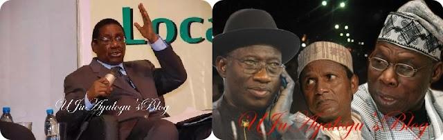 55 persons stole N1.4t under Obasanjo, Yar'Adua, Jonathan – Sagay