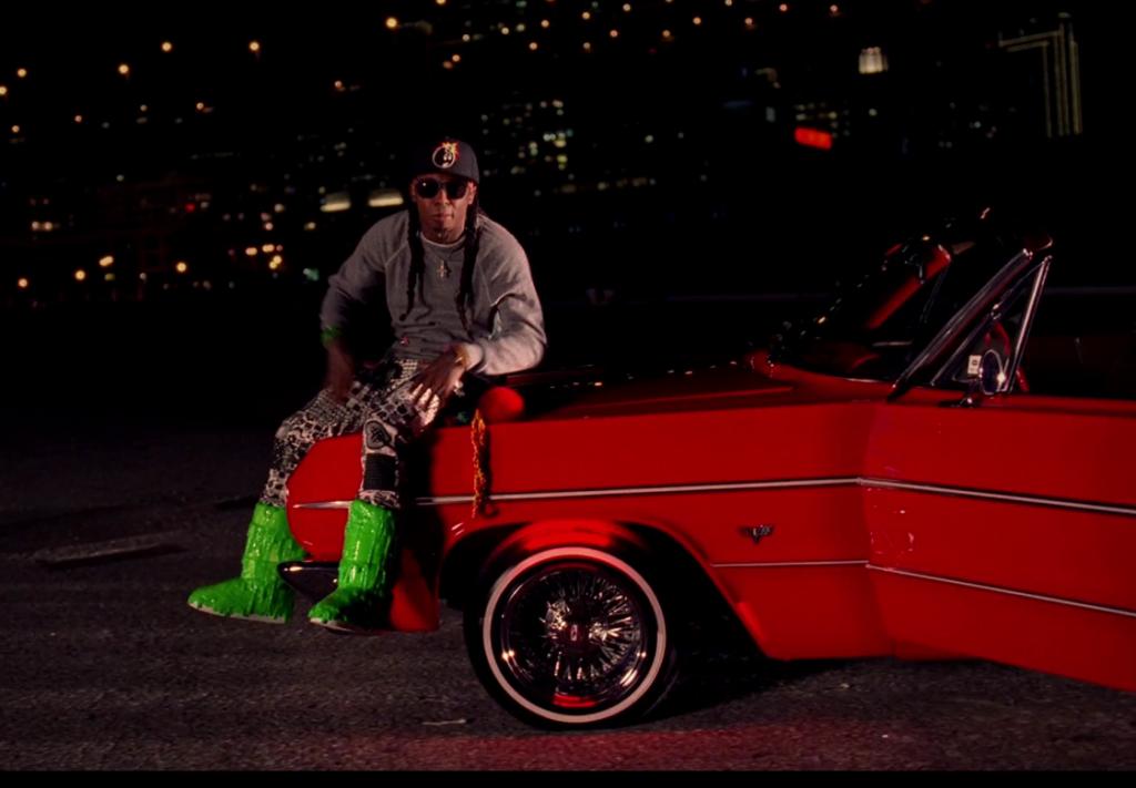 Lil Wayne Dc Shoes