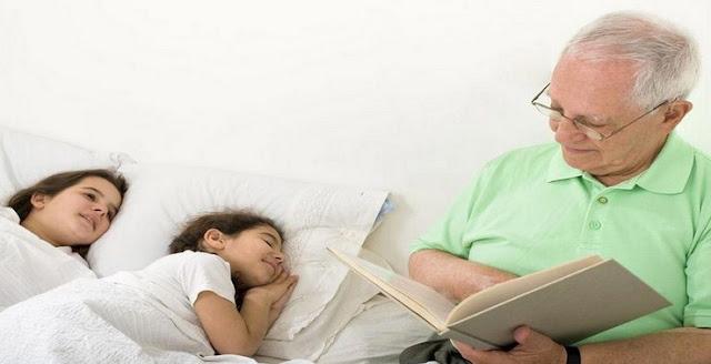 Membacakan Buku Sebelum Tidur Kepada Anak Sangat Bermanfaat 2017