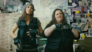 The Heat Sandra Bullock Melissa McCarthy comedy