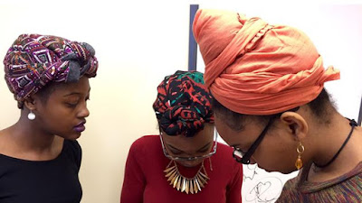 K. Clark's Corner: Black Girls at North Carolina School Barred From Wearing Head wraps, Protest Held