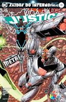 DC Renascimento: Liga da Justiça #33