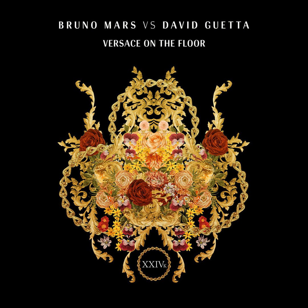 Versace On The Floor (Bruno Mars Vs. David Guetta