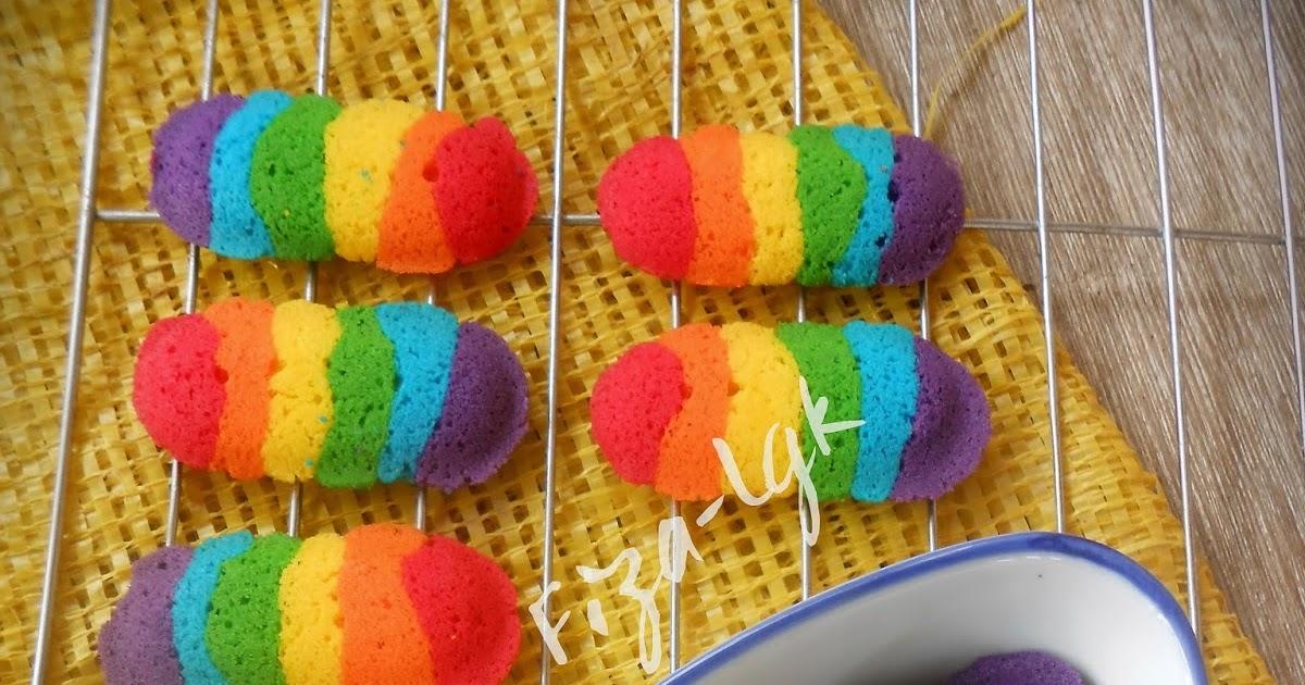 Resepi Cupcake Berkrim - Surat Rasmi G