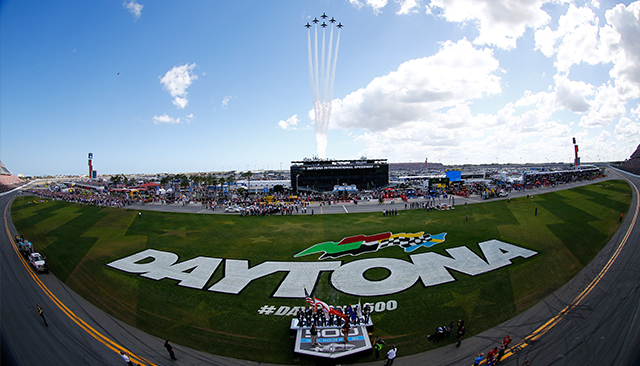 Join us as we head to Daytona for Speedweeks