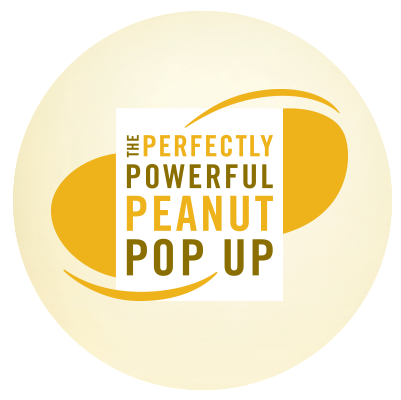 NYC Gets Nutty with the Perfectly Powerful Peanut Pop-Up! #PeanutPower