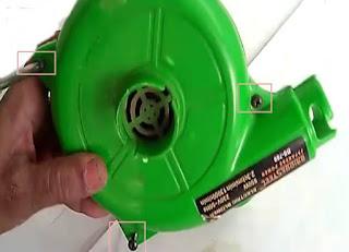تصليح بلاور الهواء