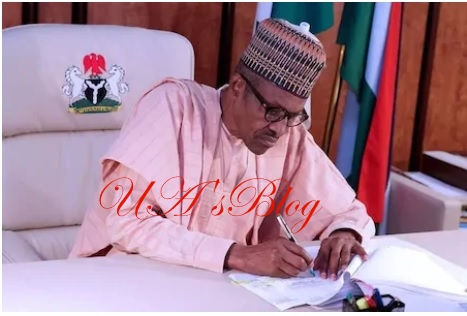 I have resumed, Buhari writes National Assembly