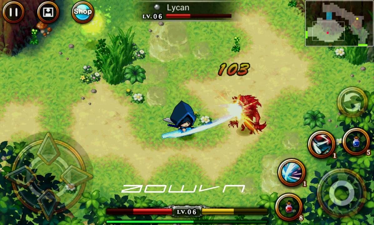 AowVN Zenonia%2B%25289%2529 - [ RPG ] Trọn bộ ZENONIA cho Android & IOS | Game Hay trên Điện Thoại