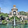 Parc de la Ciutadella; the fountain