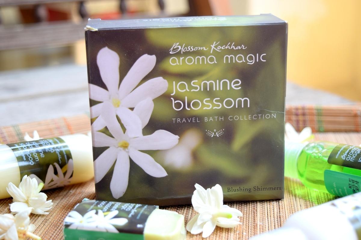 Blossom Kochhar Aroma Magic 'Jasmine Blossom' Travel Bath kit