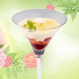 苺のグラタン 361 ~パフェスタイル~(2019春)