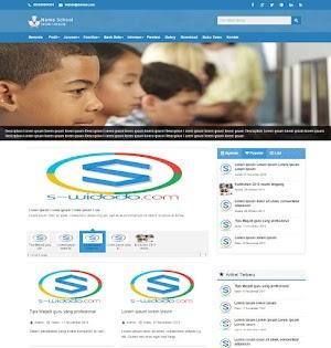 Sistem Informasi sekolah buatan sendiri dengan PHP mysql