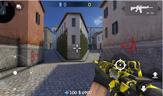 Critical Strike CS Counter Terrorist Online FPS Mod Apk Unlimited Money