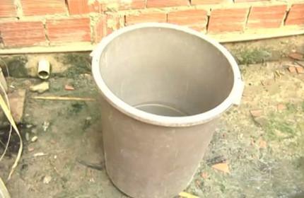 Resultado de imagem para Menina de 2 anos morre afogada dentro de balde de água