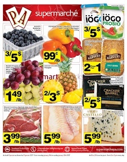 Supermarche PA Flyer January 9 – 15, 2017