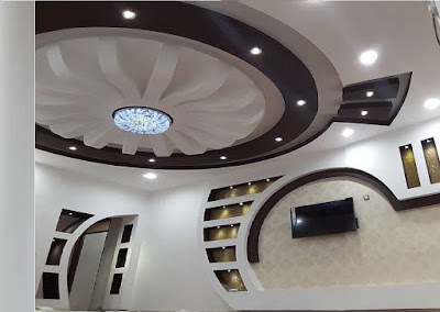 New POP design for hall catalogue latest false ceiling designs for living room 2018