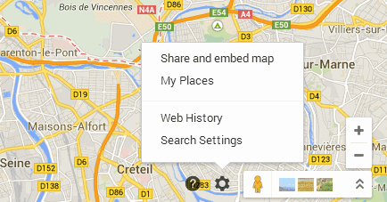 routenplaner google maps auto