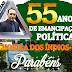 Mensagem do Novo Prefeito de Cachoeira dos Índios, aos 55 anos de emancipação Política