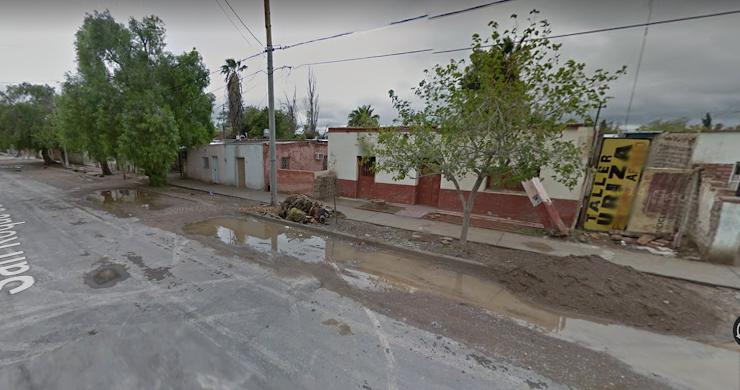 VENDO TERRENO DE 572 m2 SOBRE CALLE SAN ROQUE EN LA CIUDAD DE RAWSON,