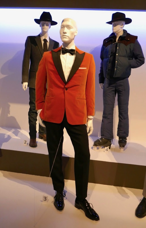 Kingsman Golden Circle movie costumes