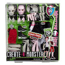 Monster High Gargoyle & Vampire Create-a-Monster Doll