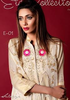 Silaayi Eid Dresses 2016-17 For Women